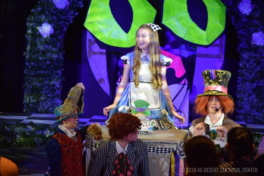 HDCC Alice In Wonderland 132