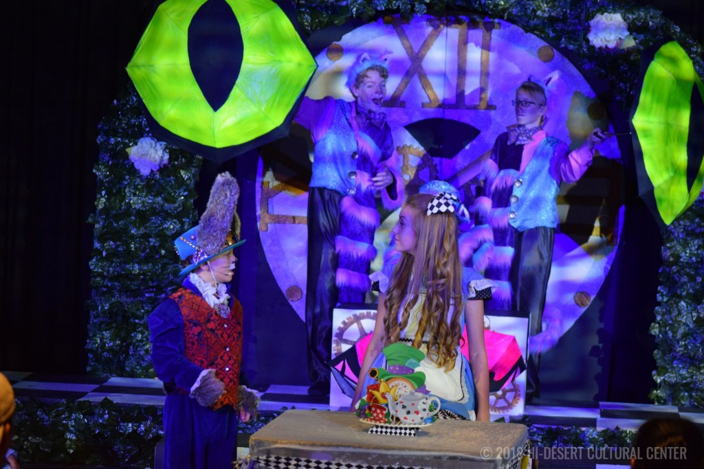 HDCC Alice In Wonderland 133