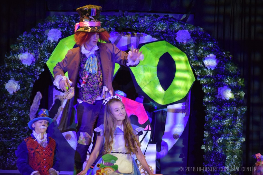 HDCC Alice In Wonderland 134