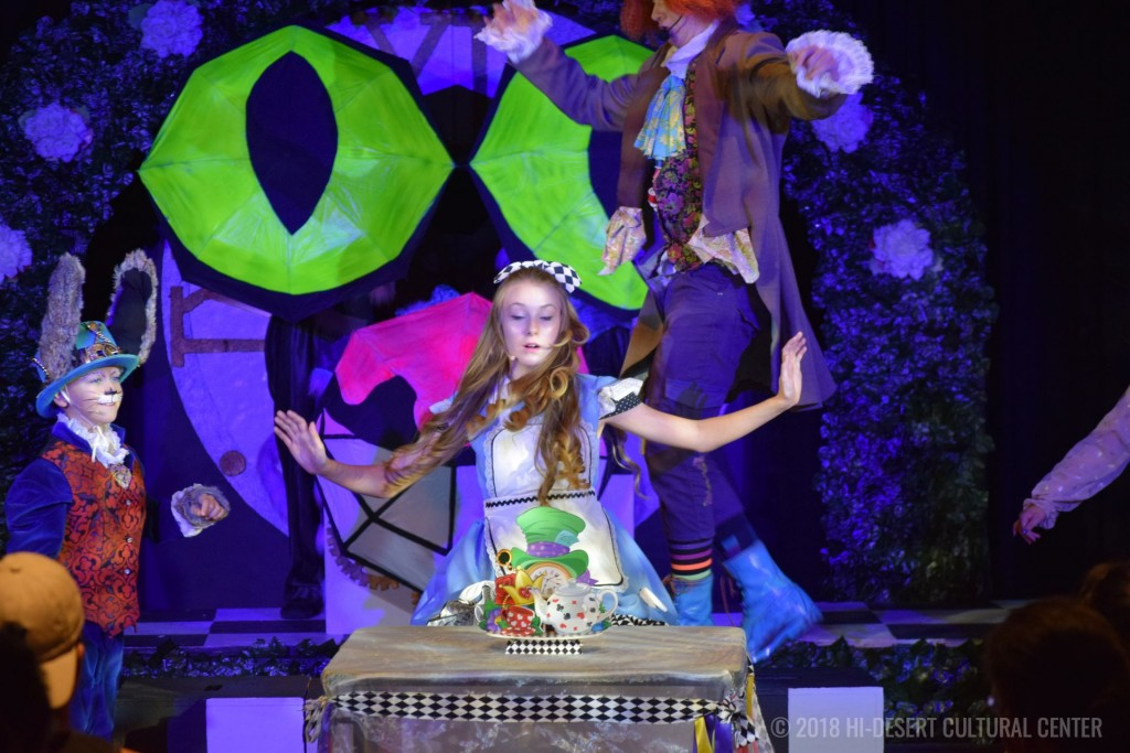HDCC Alice In Wonderland 137