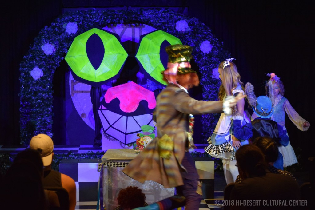 HDCC Alice In Wonderland 140