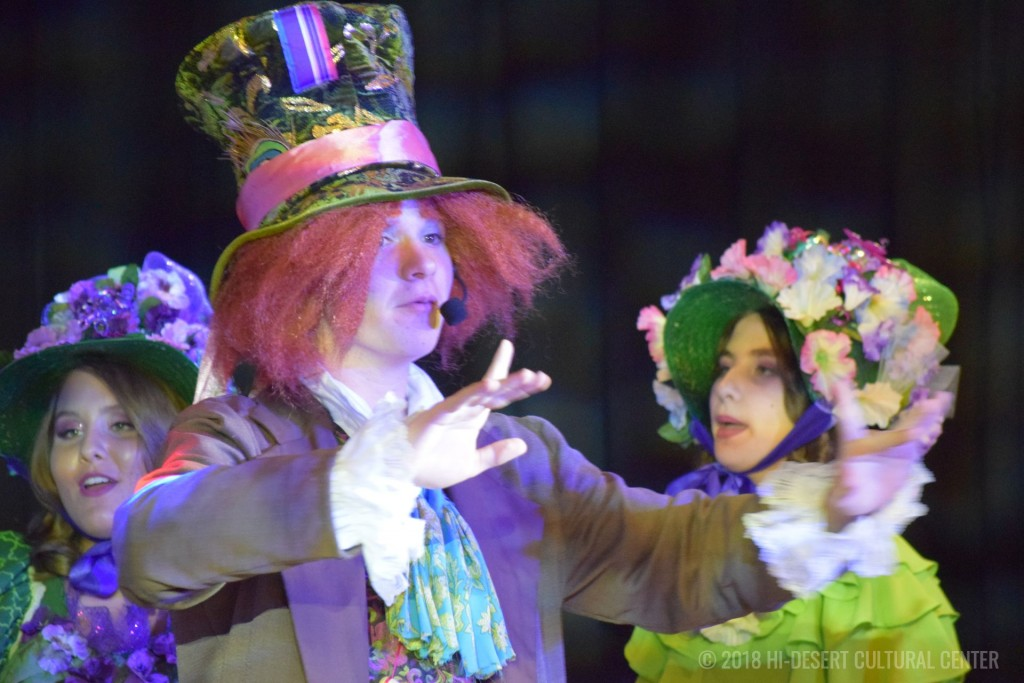 HDCC Alice In Wonderland 15
