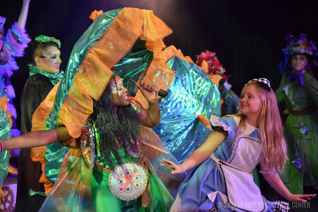 HDCC Alice In Wonderland 154