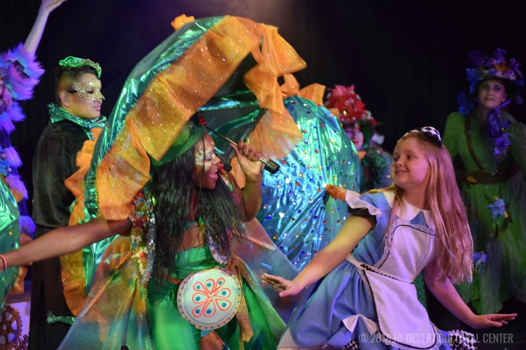 HDCC Alice In Wonderland 155