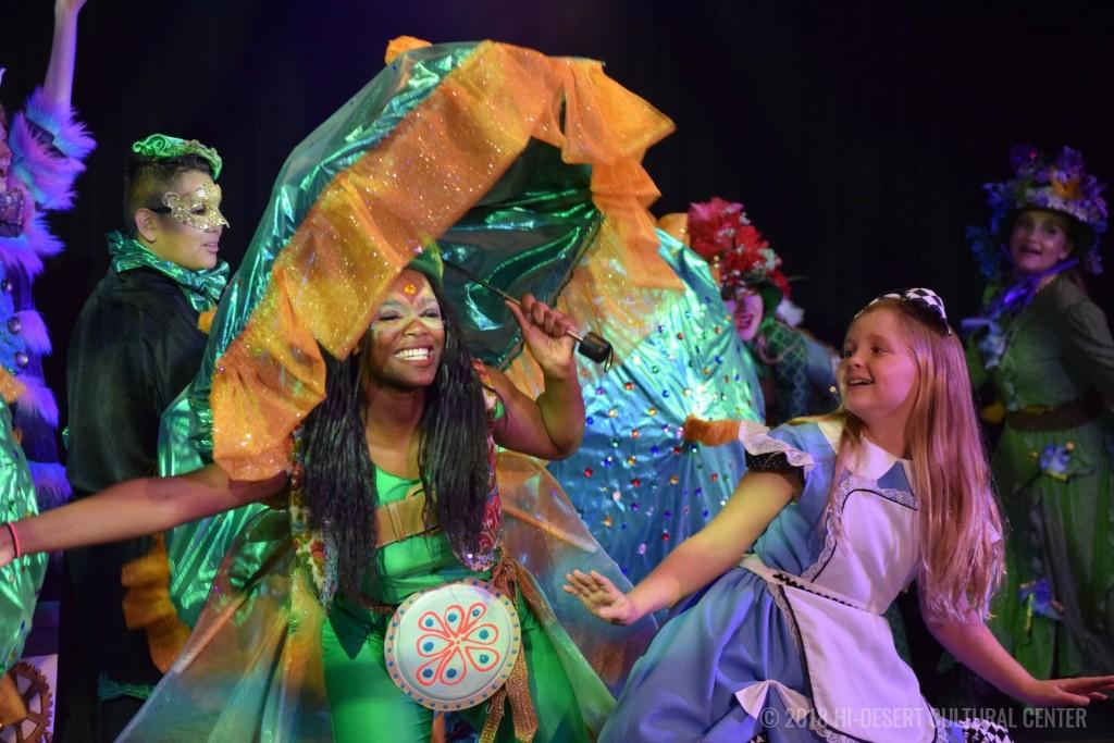 HDCC Alice In Wonderland 156