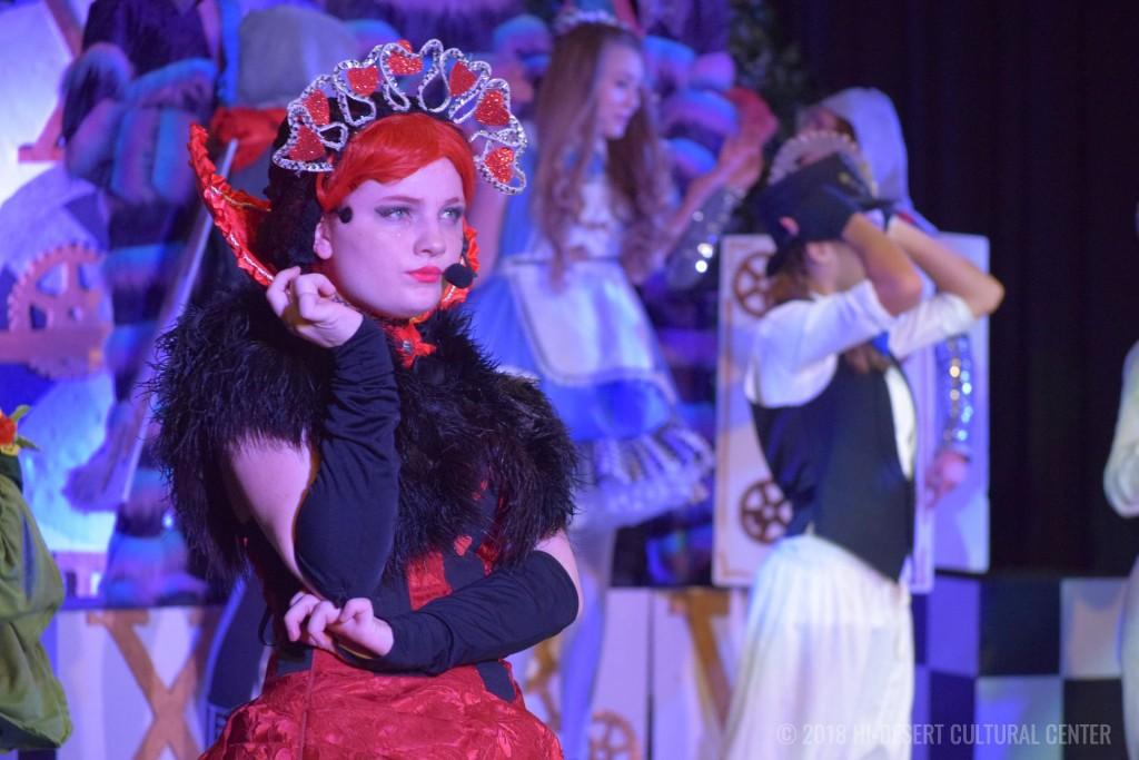 HDCC Alice In Wonderland 16