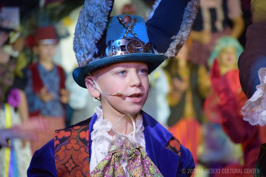 HDCC Alice In Wonderland 170