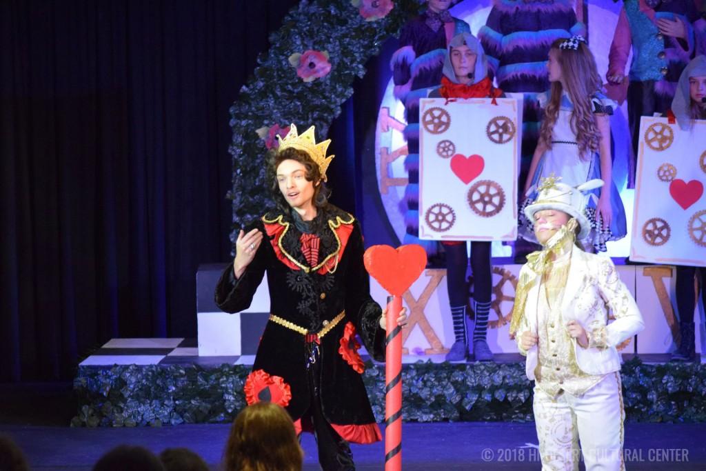 HDCC Alice In Wonderland 18