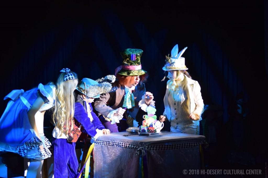 HDCC Alice In Wonderland 181