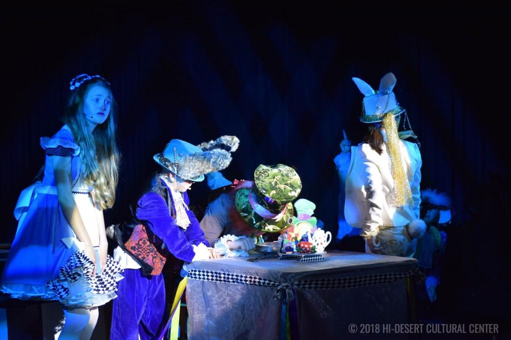 HDCC Alice In Wonderland 182