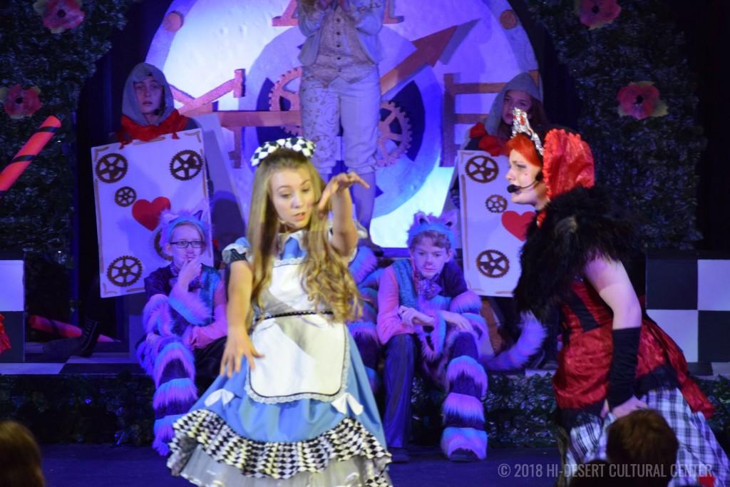 HDCC Alice In Wonderland 20