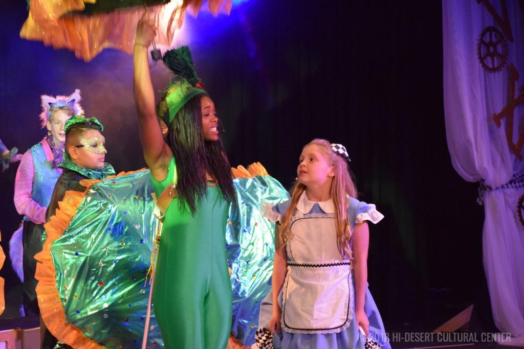 HDCC Alice In Wonderland 201