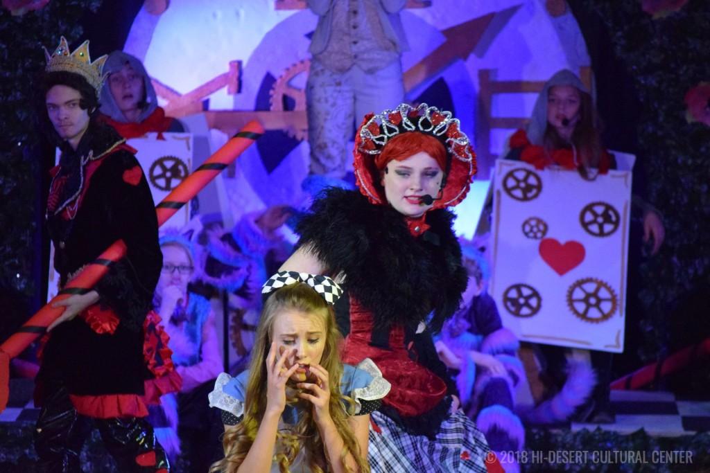 HDCC Alice In Wonderland 21