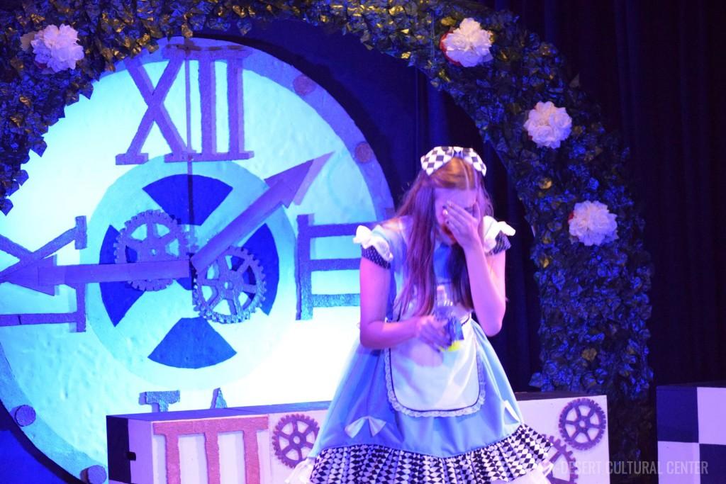 HDCC Alice In Wonderland 212