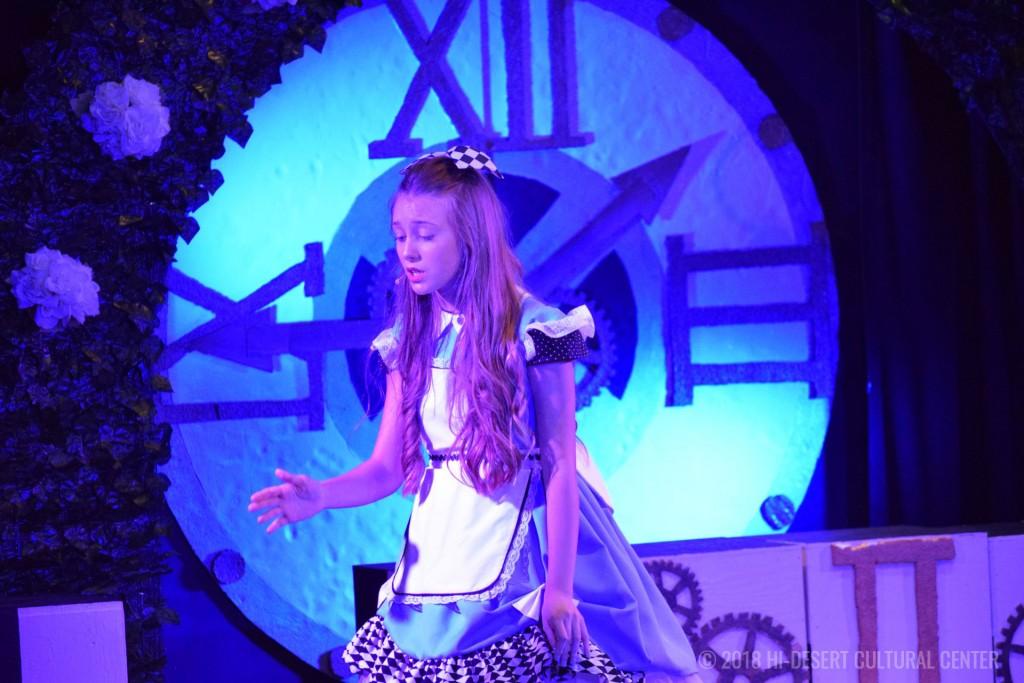 HDCC Alice In Wonderland 214
