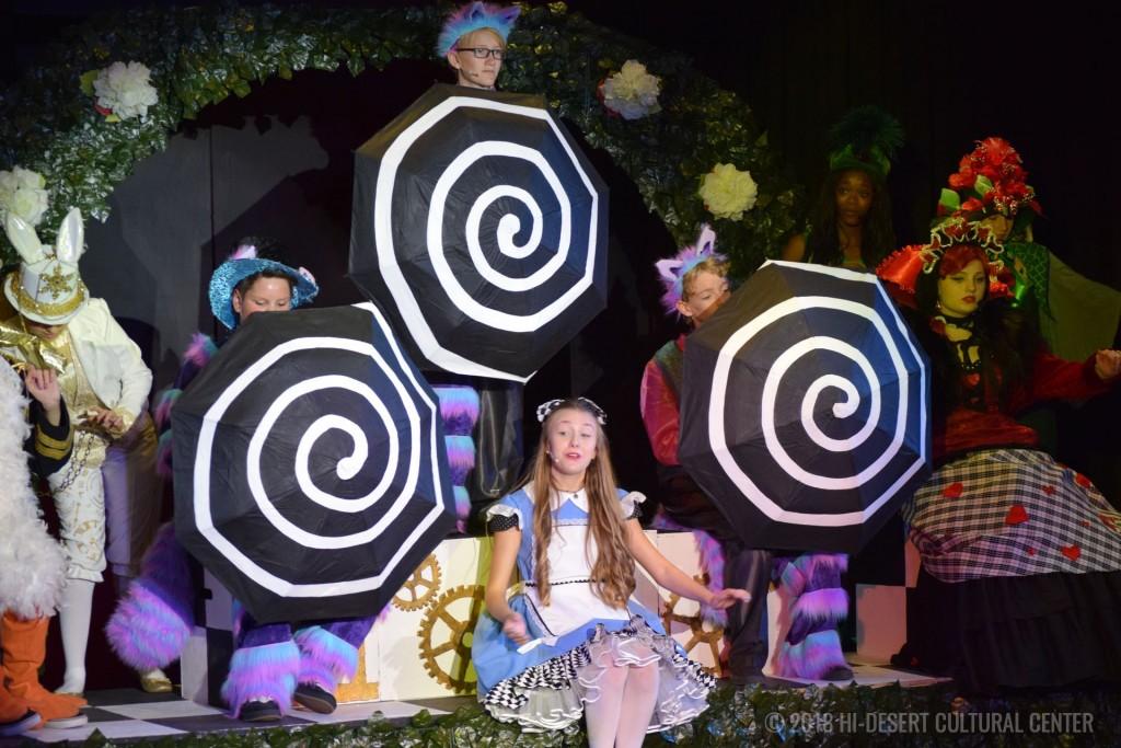 HDCC Alice In Wonderland 215