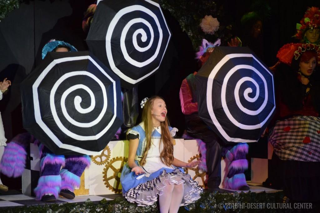 HDCC Alice In Wonderland 216