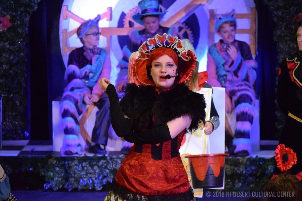 HDCC Alice In Wonderland 22