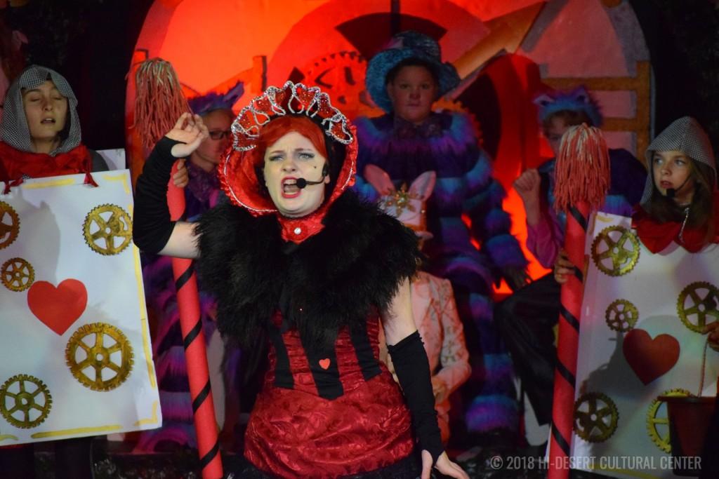 HDCC Alice In Wonderland 23
