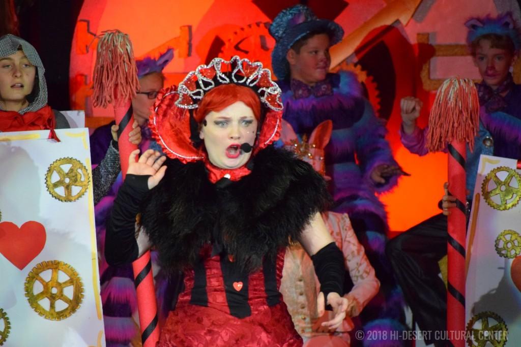 HDCC Alice In Wonderland 24