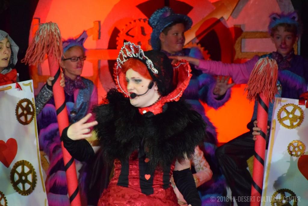 HDCC Alice In Wonderland 25