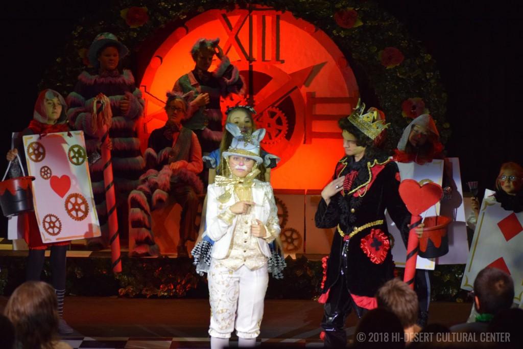 HDCC Alice In Wonderland 27