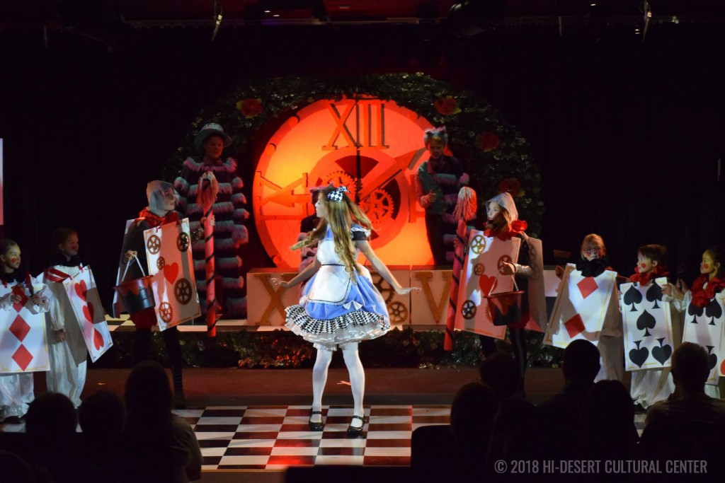 HDCC Alice In Wonderland 30