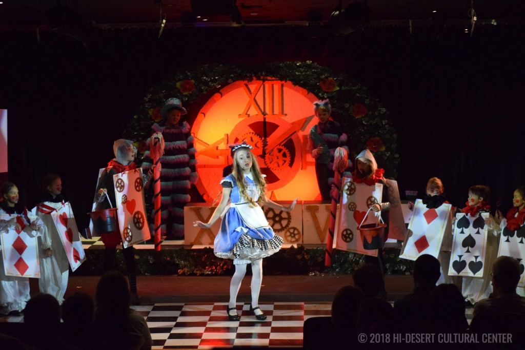 HDCC Alice In Wonderland 31