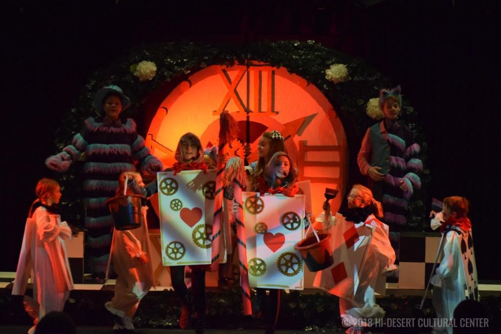 HDCC Alice In Wonderland 33