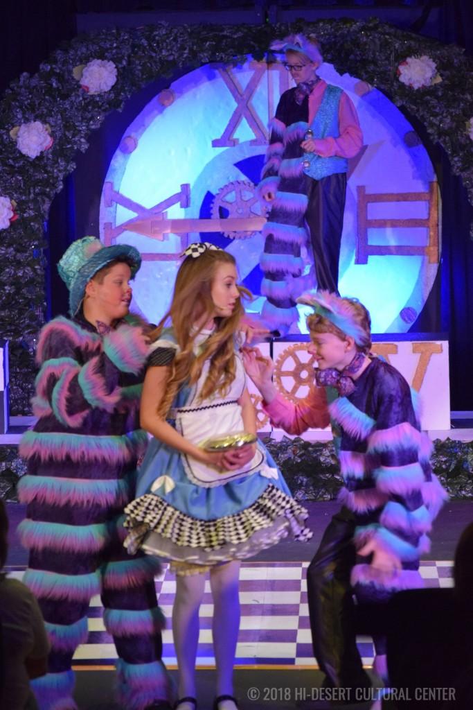 HDCC Alice In Wonderland 34