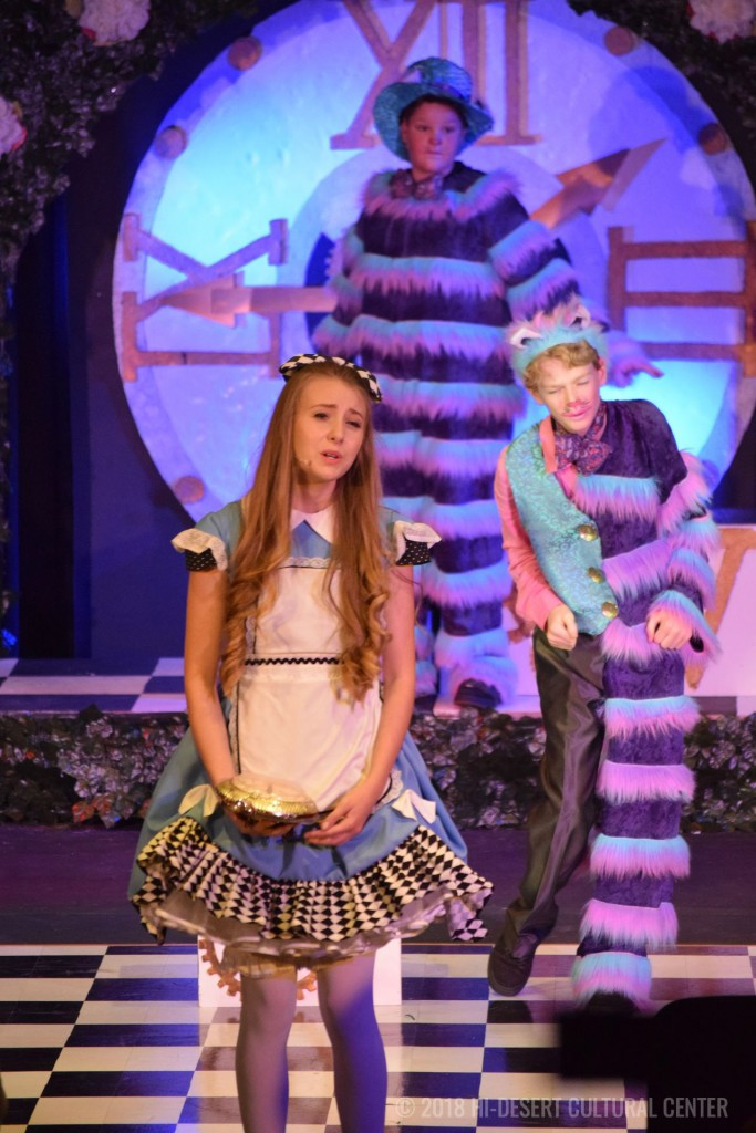 HDCC Alice In Wonderland 36