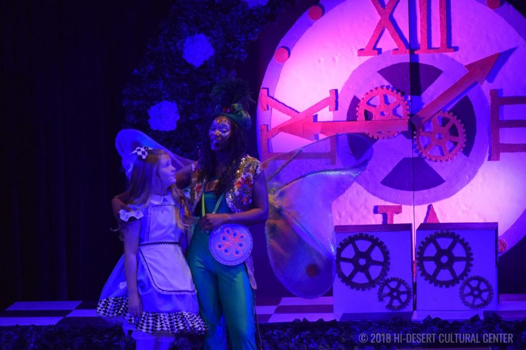 HDCC Alice In Wonderland 45