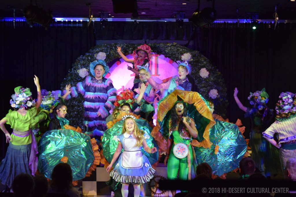 HDCC Alice In Wonderland 49