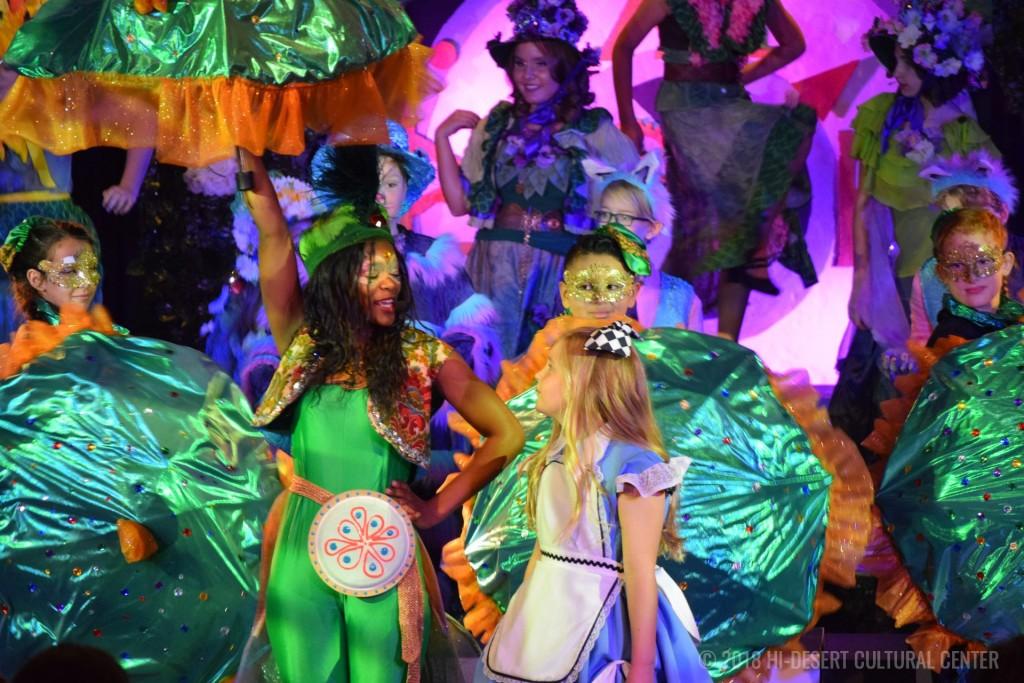 HDCC Alice In Wonderland 53