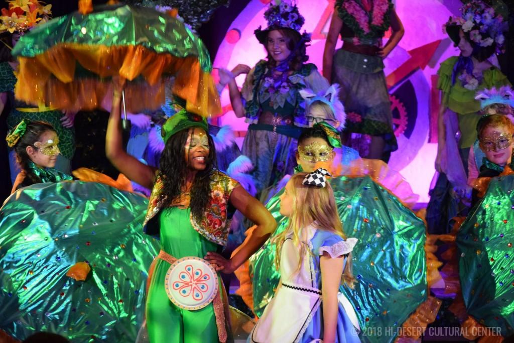 HDCC Alice In Wonderland 54