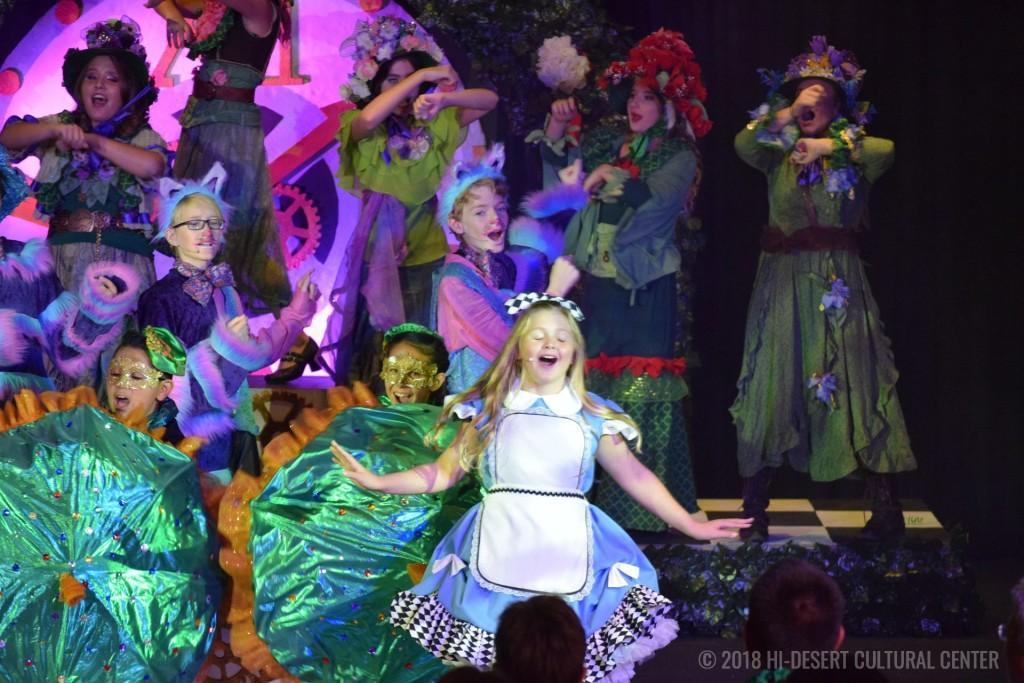 HDCC Alice In Wonderland 58