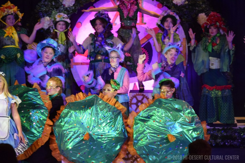 HDCC Alice In Wonderland 60