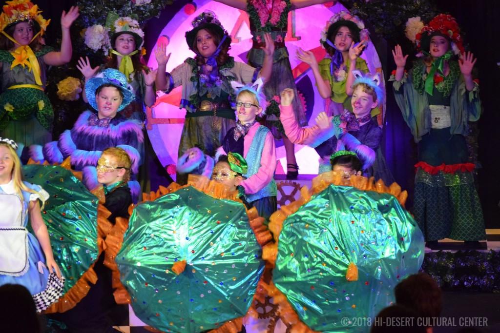 HDCC Alice In Wonderland 61