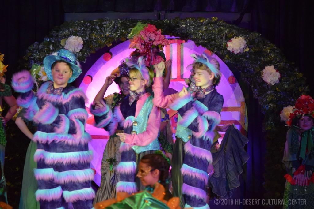 HDCC Alice In Wonderland 66