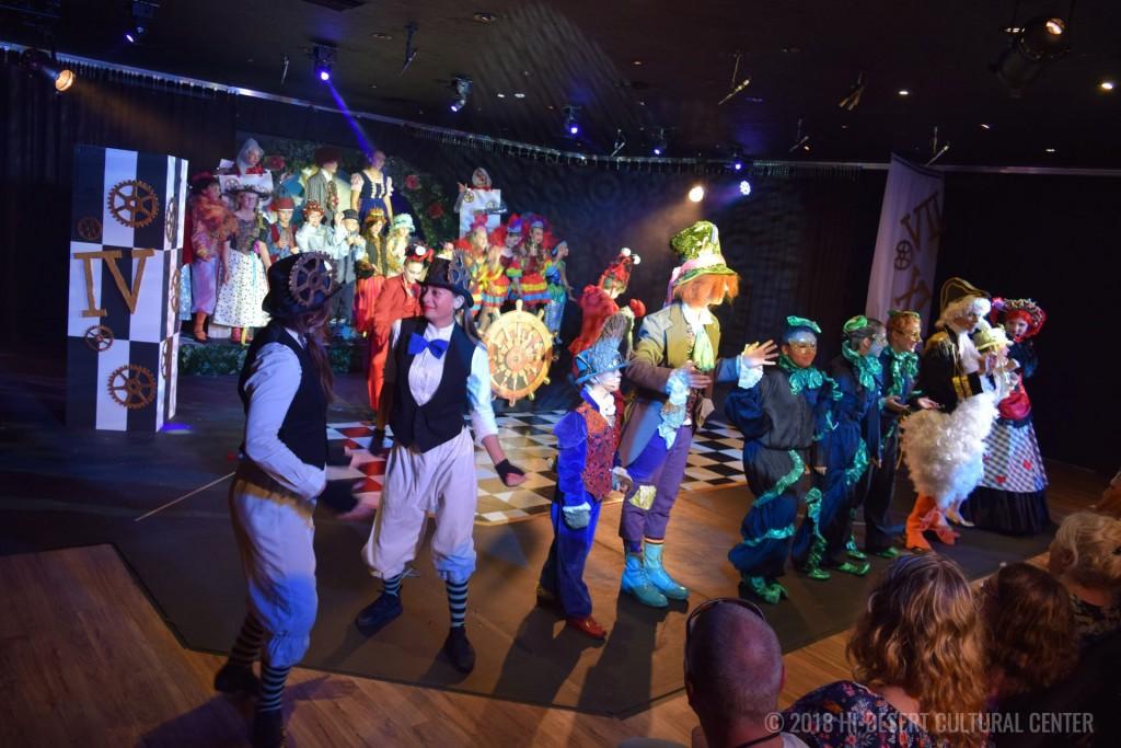 HDCC Alice In Wonderland 69