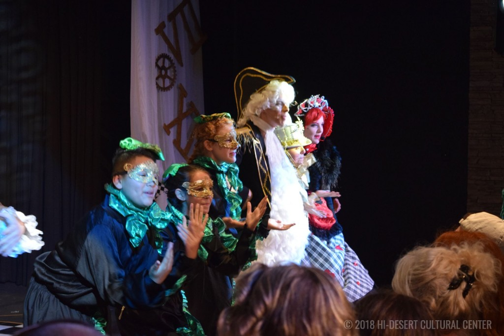 HDCC Alice In Wonderland 71
