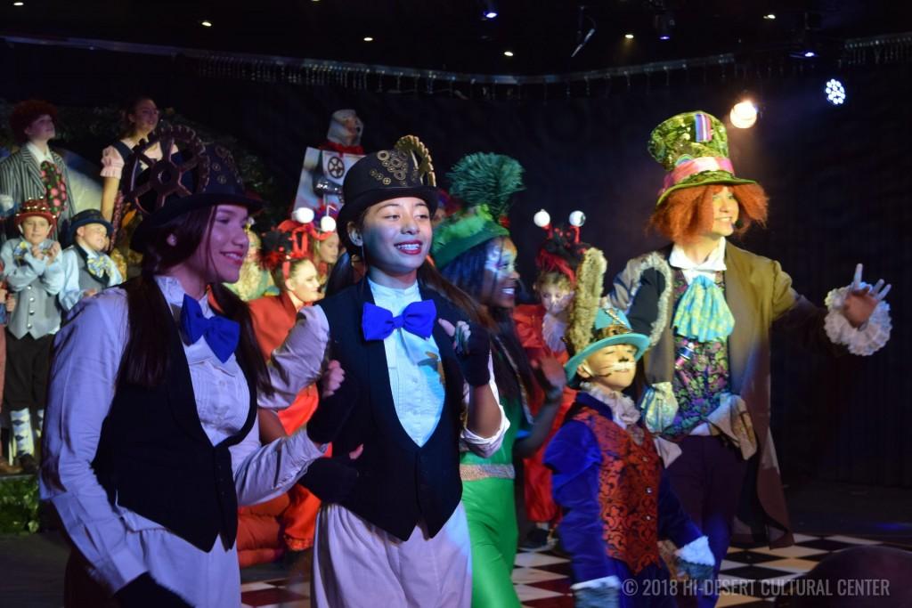 HDCC Alice In Wonderland 73
