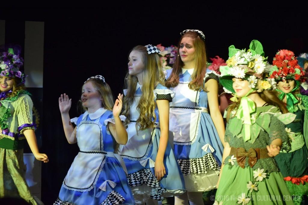 HDCC Alice In Wonderland 84