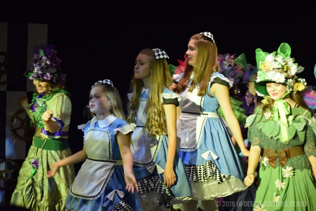 HDCC Alice In Wonderland 85