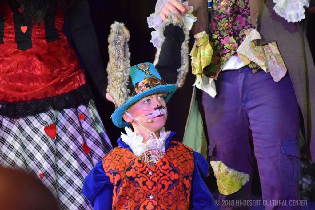 HDCC Alice In Wonderland 89