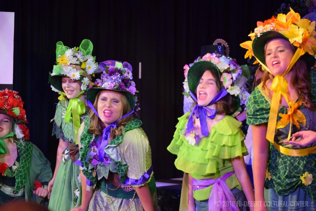 HDCC Alice In Wonderland 91