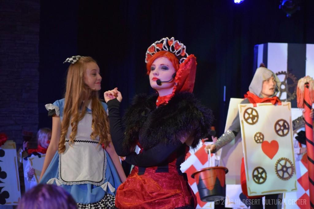 HDCC Alice In Wonderland 95