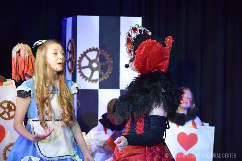 HDCC Alice In Wonderland 99