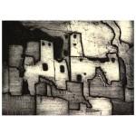 Morris-Anasazi Cliff Dwelling-Giclee-12x16-175