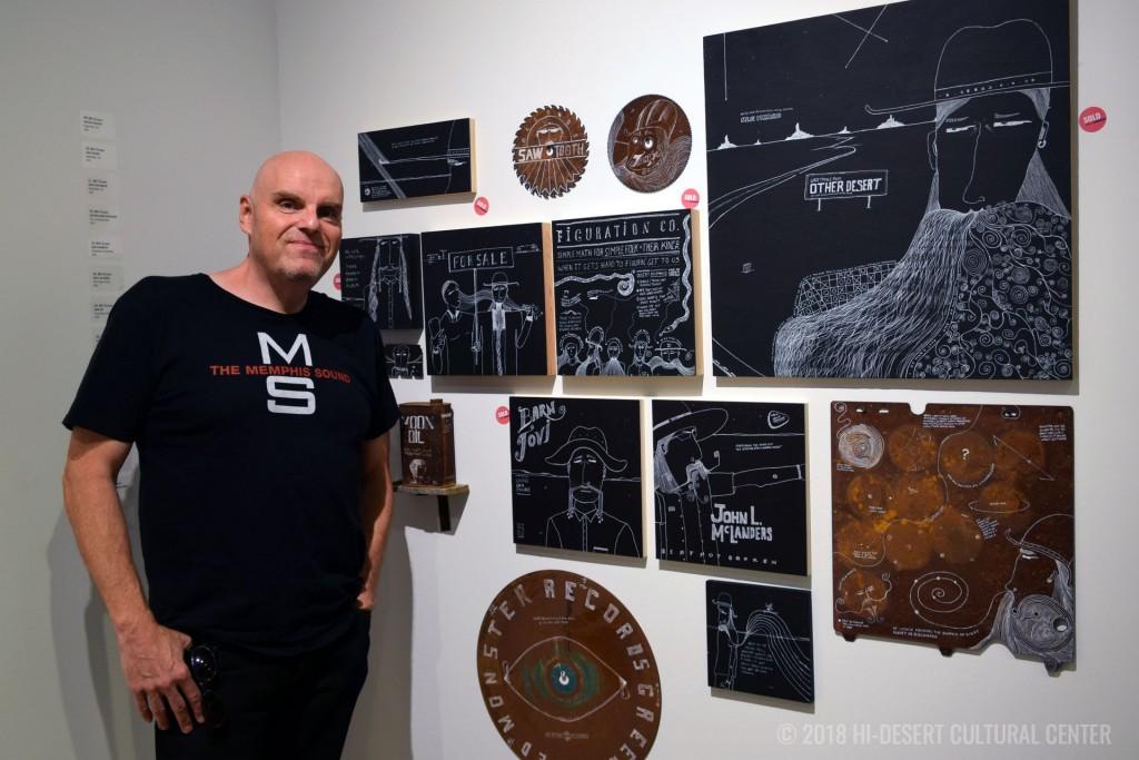 HDCC YVVPAC Desert Icons Exhibition 17